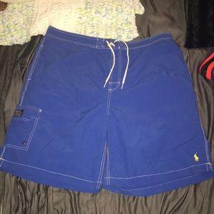 Ralph Lauren polo swim shorts
